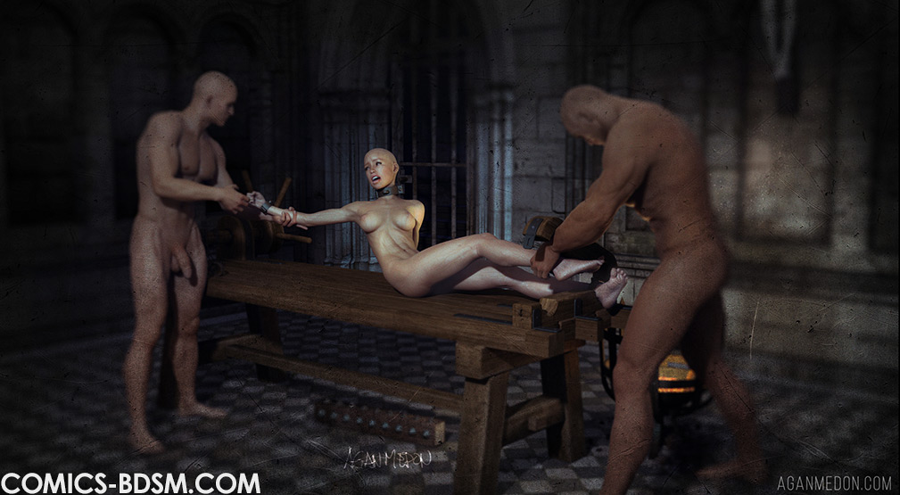 The Inquisition 6 - Eliciting a new scream of absolute and utter pain