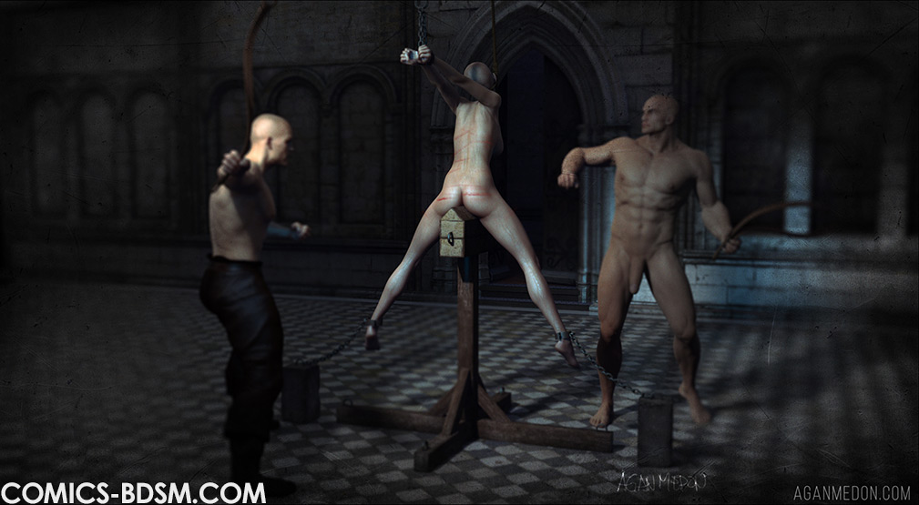 The Inquisition 3 - Gilr screamed, but it was already too late